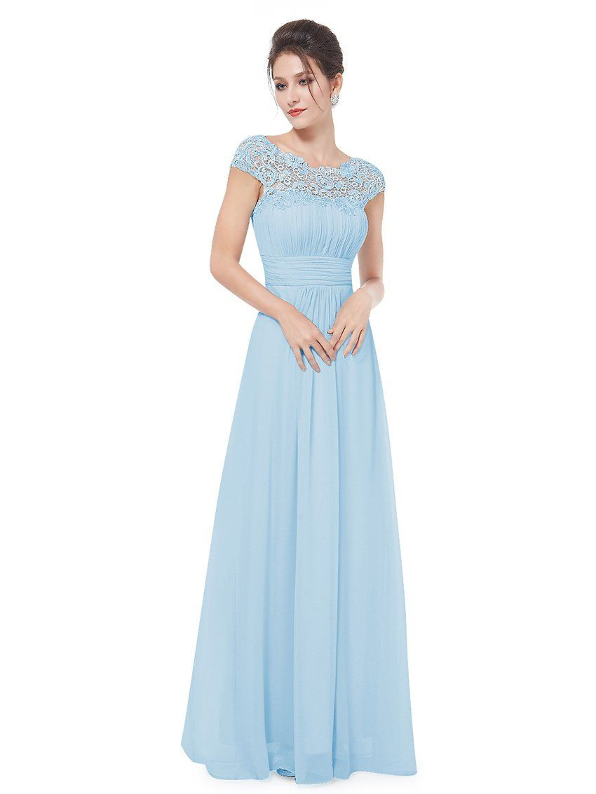 17 Leicht Abendkleid Hellblau Lang Galerie13 Schön Abendkleid Hellblau Lang Vertrieb
