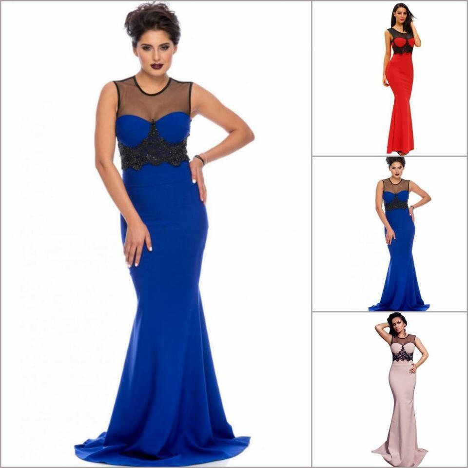 20 Kreativ Abendkleid Lang Blau BoutiqueAbend Schön Abendkleid Lang Blau Design