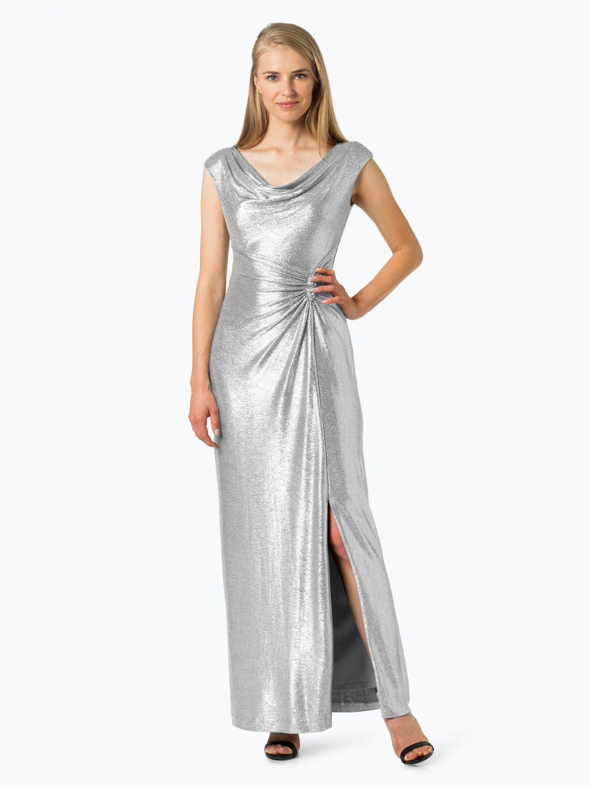 Abend Ausgezeichnet Abendkleid Silber Vertrieb15 Leicht Abendkleid Silber Spezialgebiet