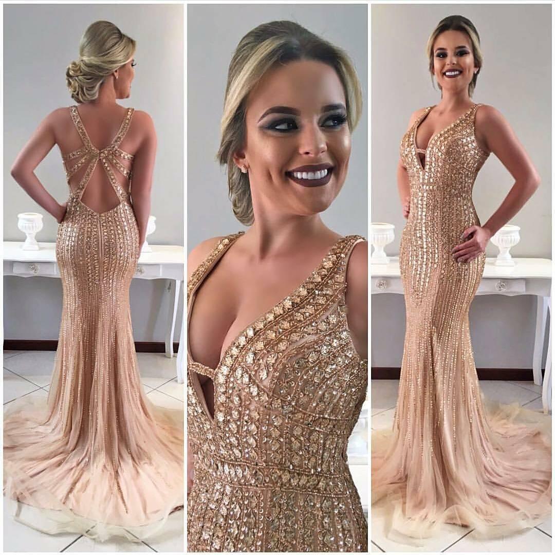 Großartig Abendkleidung für 201913 Spektakulär Abendkleidung Ärmel