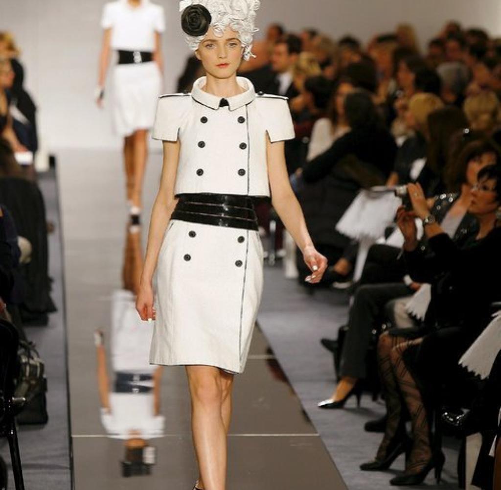 13 Genial Chanel Abendkleid StylishFormal Leicht Chanel Abendkleid für 2019