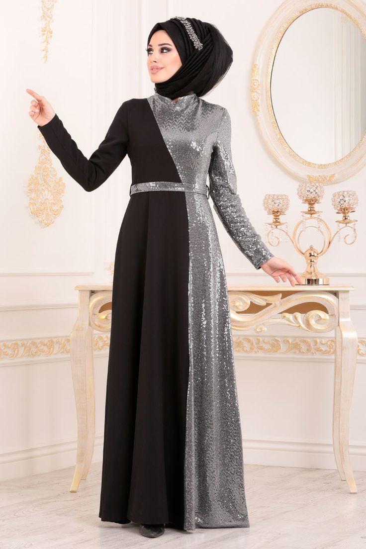 Abend Coolste Hijab Abendkleid Design13 Schön Hijab Abendkleid Boutique