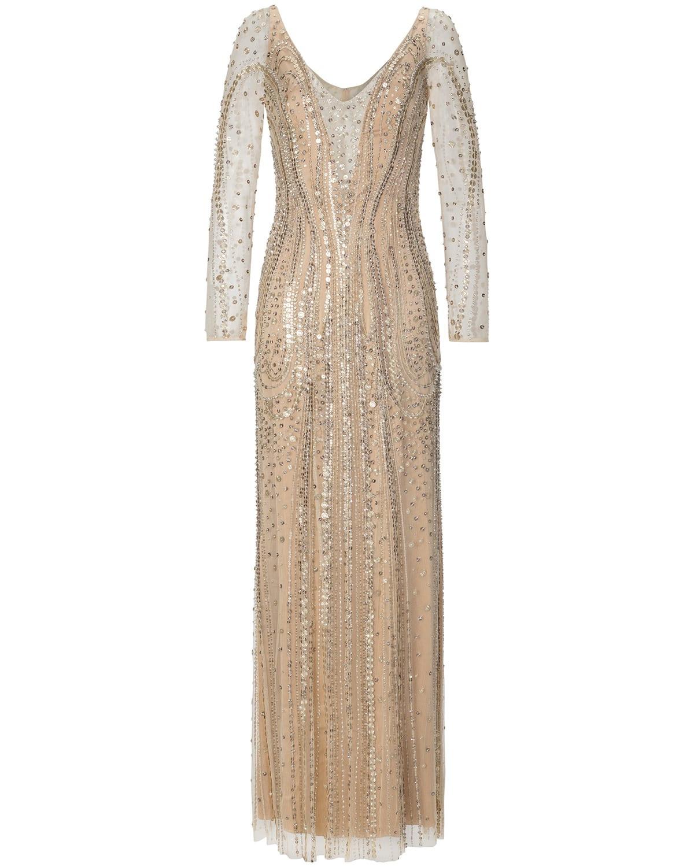 Spektakulär Jenny Packham Abendkleid Bester Preis15 Einfach Jenny Packham Abendkleid Galerie