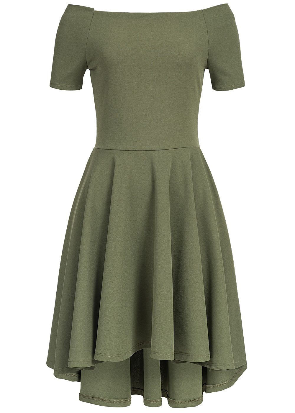 10 Leicht Kleid Grün Bester Preis Wunderbar Kleid Grün Boutique
