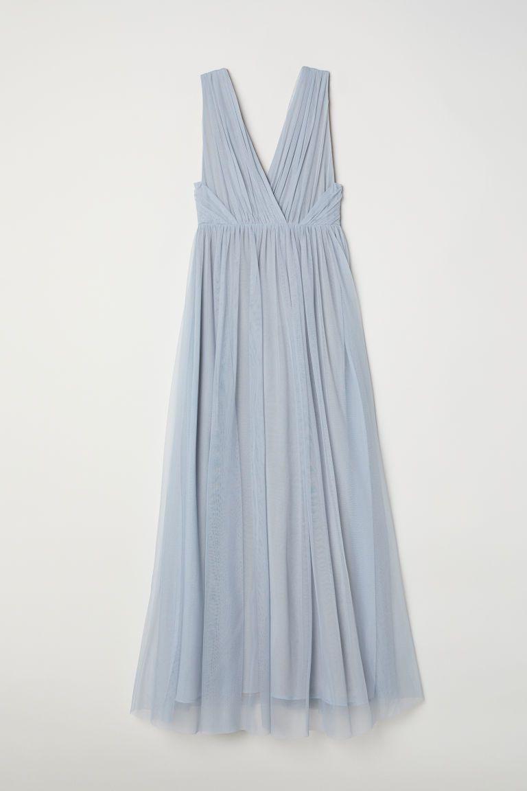 Abend Cool Kleid Hellblau Lang Bester Preis Schön Kleid Hellblau Lang Spezialgebiet