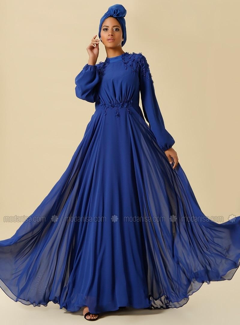 Abend Einfach Abendkleid Royalblau Boutique10 Schön Abendkleid Royalblau Vertrieb