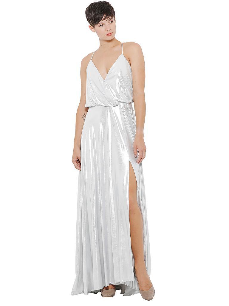 Formal Schön Abendkleid Silber StylishFormal Schön Abendkleid Silber Boutique