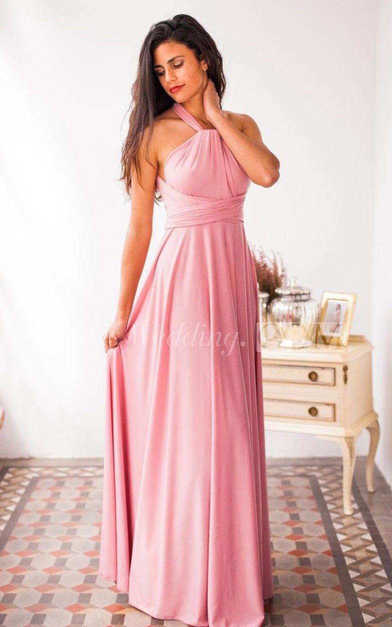 15 Elegant Kleid Lang Rosa DesignDesigner Erstaunlich Kleid Lang Rosa für 2019