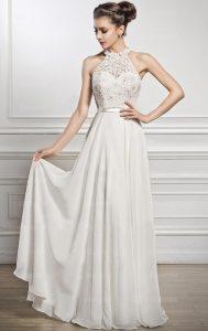 20 Schön Abendkleid In Weiß Vertrieb17 Elegant Abendkleid In Weiß Stylish