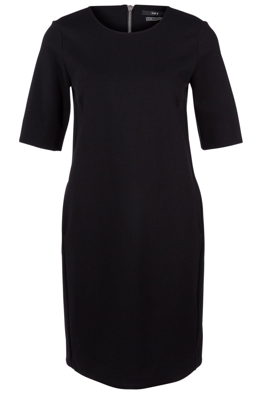 Designer Genial Damen Kleid Schwarz Stylish Einfach Damen Kleid Schwarz Vertrieb