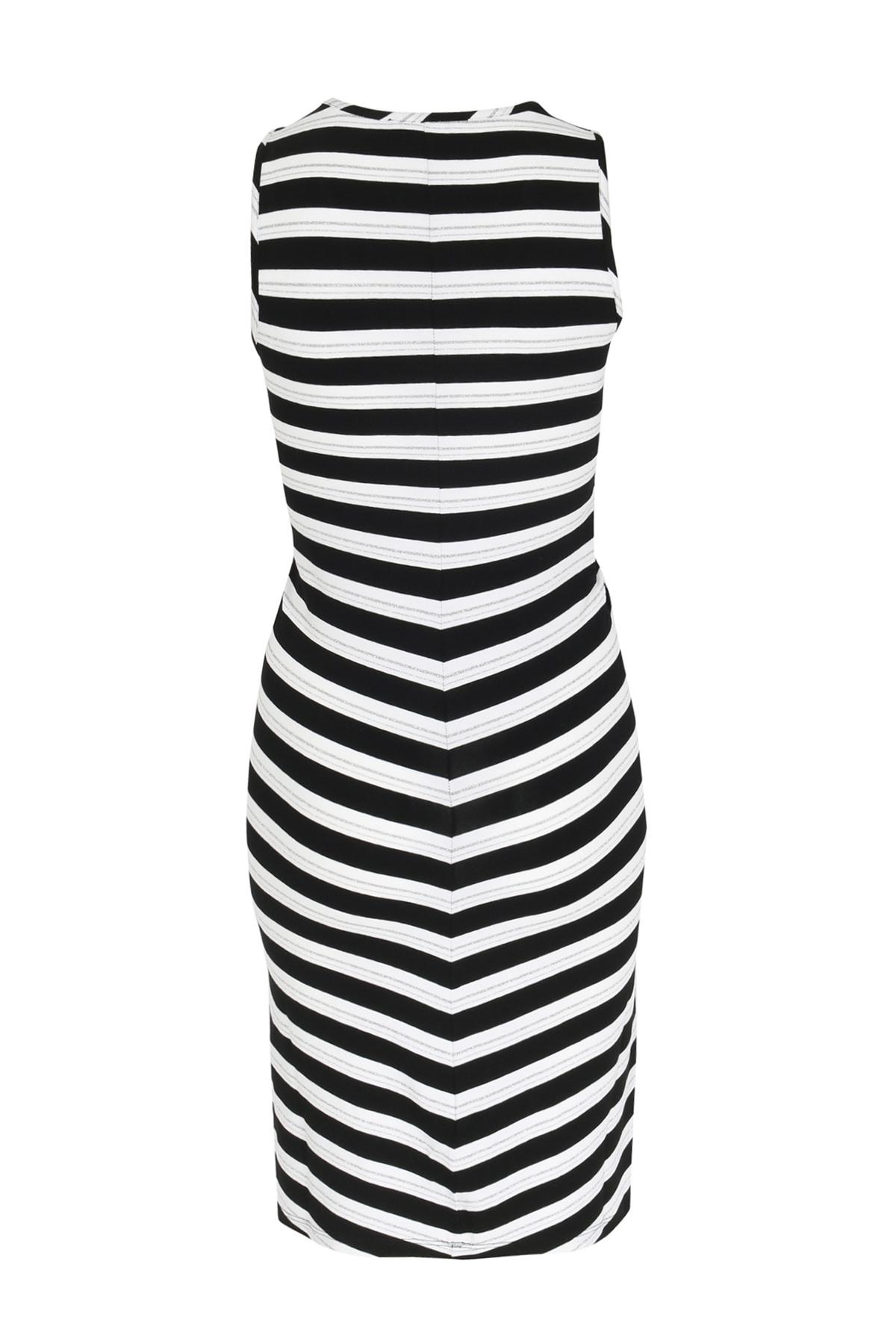 17 Schön Kleid Gestreift StylishFormal Einzigartig Kleid Gestreift Stylish