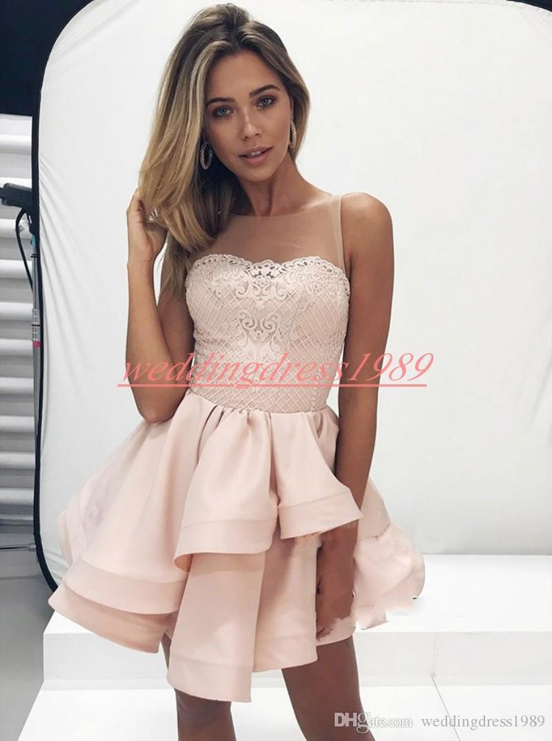 13 Einfach Kurzes Abendkleid Boutique10 Ausgezeichnet Kurzes Abendkleid Ärmel