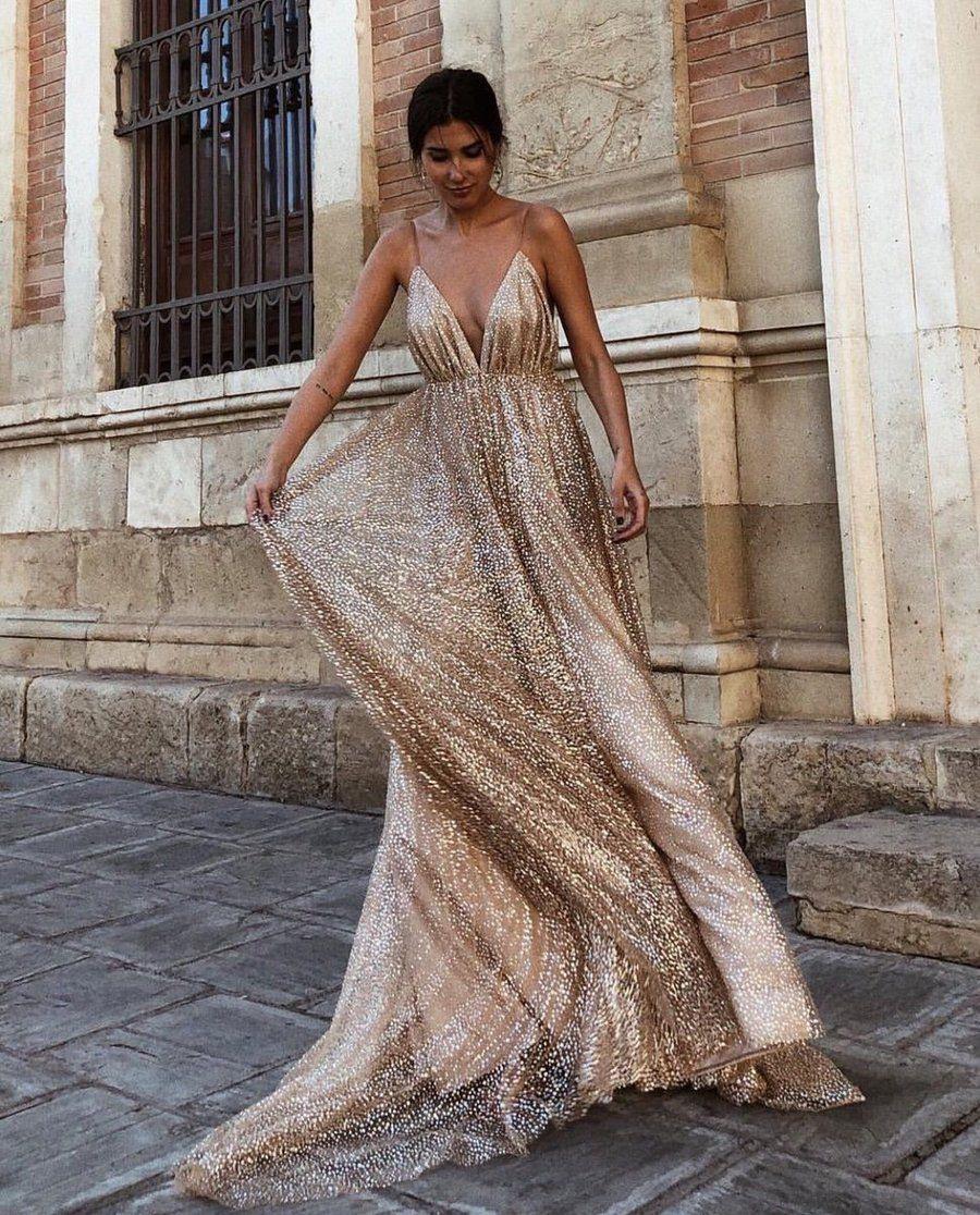 Abend Cool Maxi Abend Kleid für 201910 Luxurius Maxi Abend Kleid Boutique