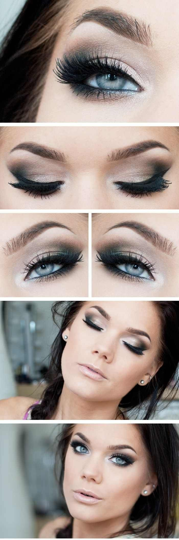 13 Luxurius Abend Make Up Zum Blauen Kleid StylishFormal Cool Abend Make Up Zum Blauen Kleid Boutique