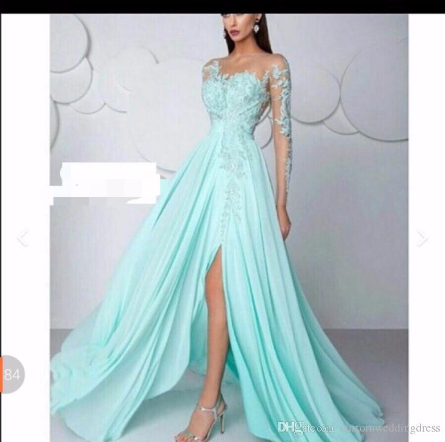 17 Großartig Abendkleid Hellblau Lang Stylish20 Großartig Abendkleid Hellblau Lang Bester Preis