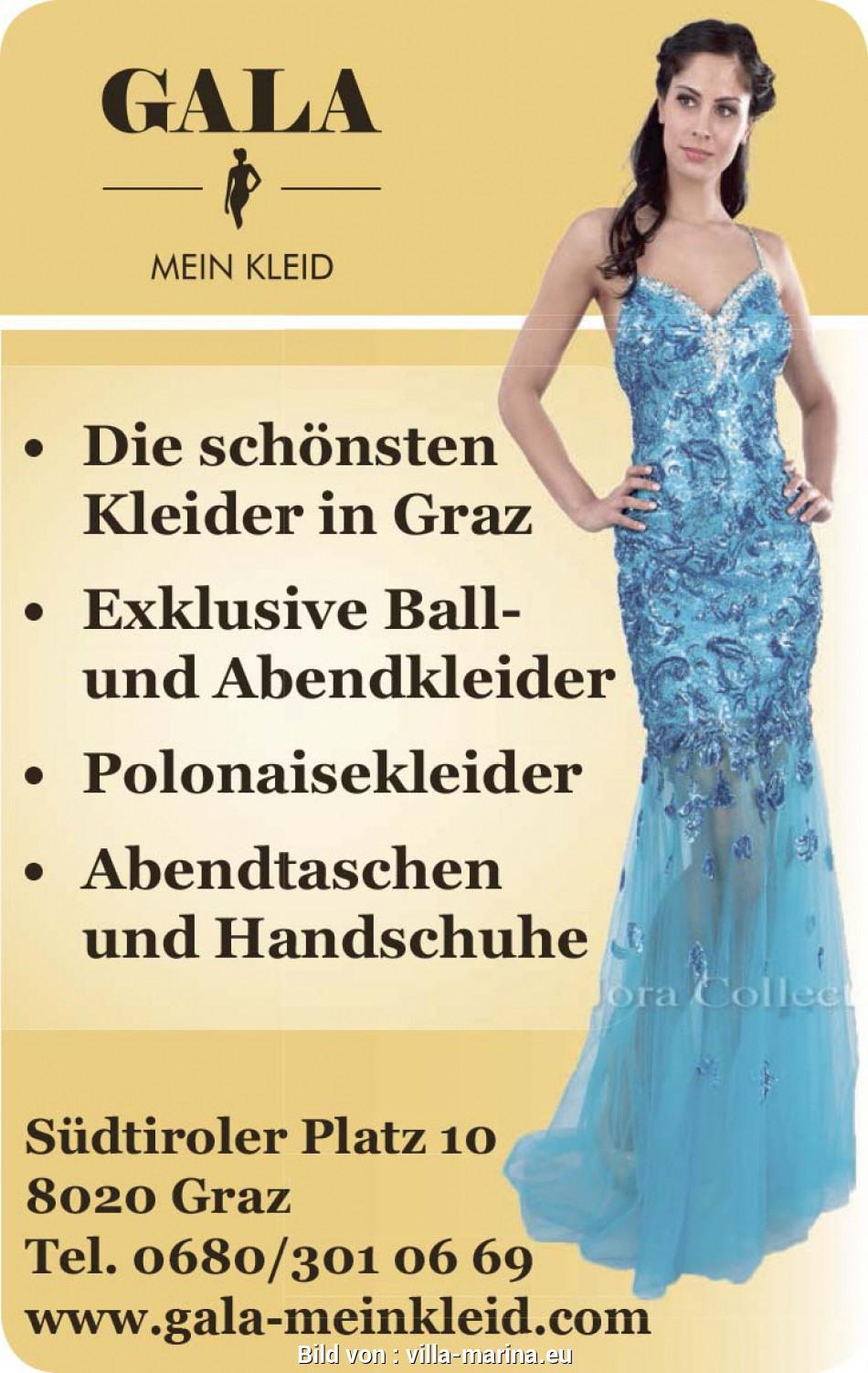 20 Schön Abendkleider Graz Stylish13 Spektakulär Abendkleider Graz Bester Preis