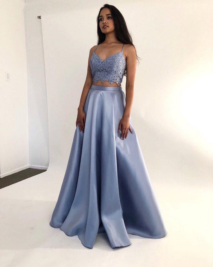 10 Fantastisch A Linie Abendkleid Lang Design - Abendkleid