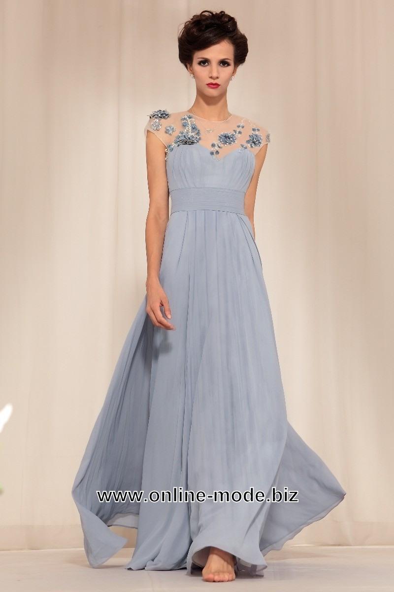 17 Schön Abendkleid Silber Stylish20 Einfach Abendkleid Silber Design