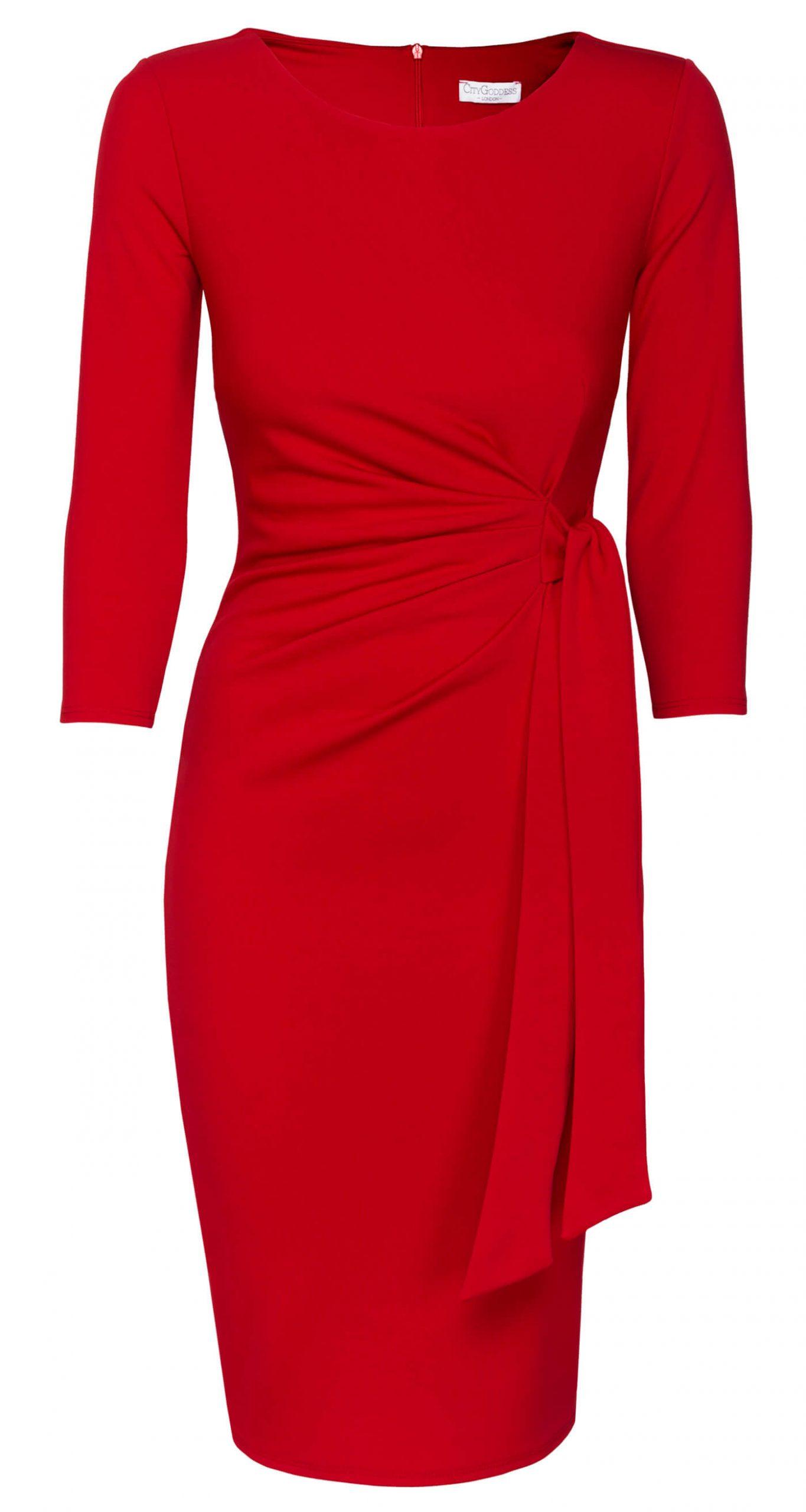 17 Ausgezeichnet Kleid Rot für 2019Designer Spektakulär Kleid Rot Ärmel