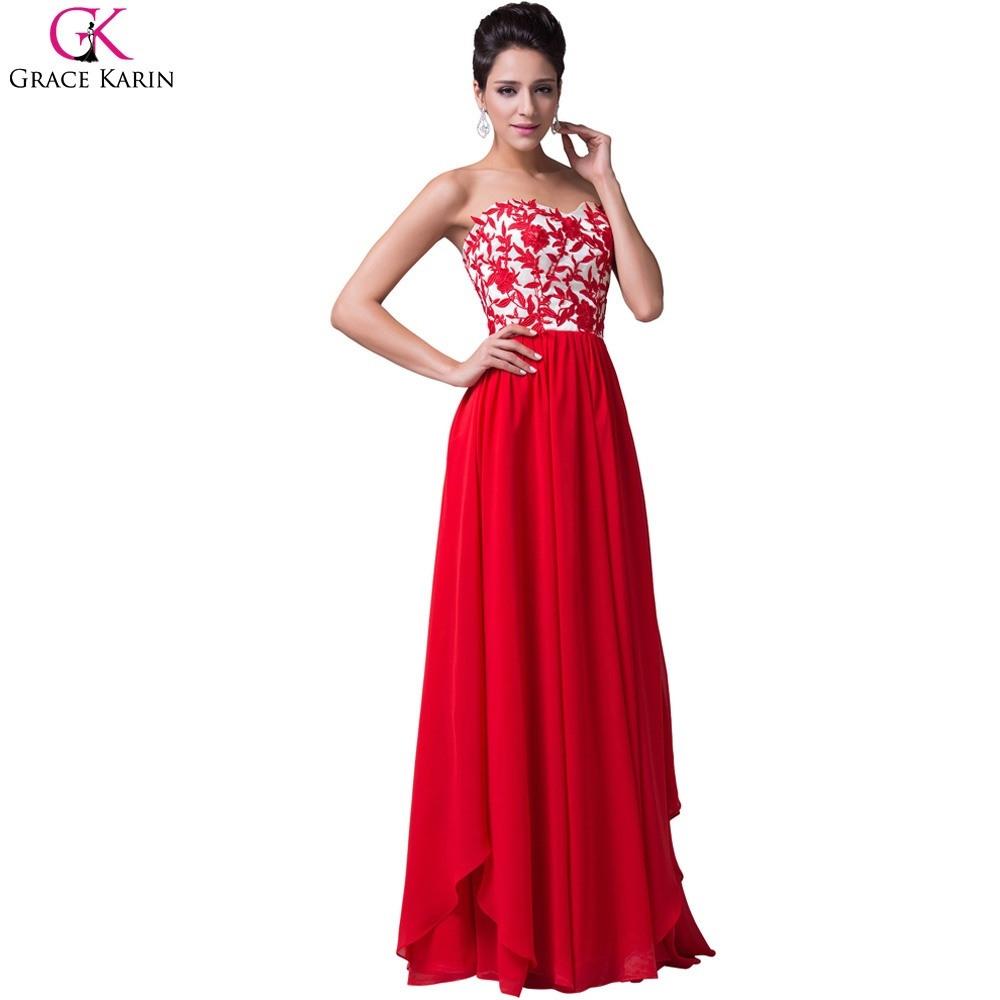 15 Kreativ Abendkleid Rot Lang Design - Abendkleid
