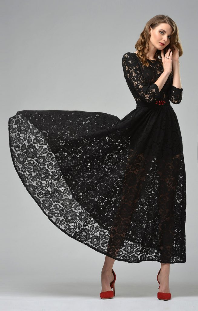 15 Kreativ Abendkleider H&M Galerie - Abendkleid