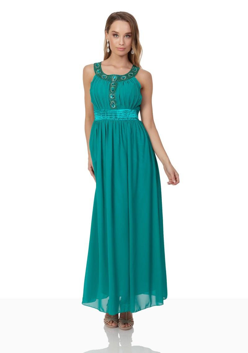 Einzigartig Türkises Langes Kleid Vertrieb17 Luxurius Türkises Langes Kleid Bester Preis