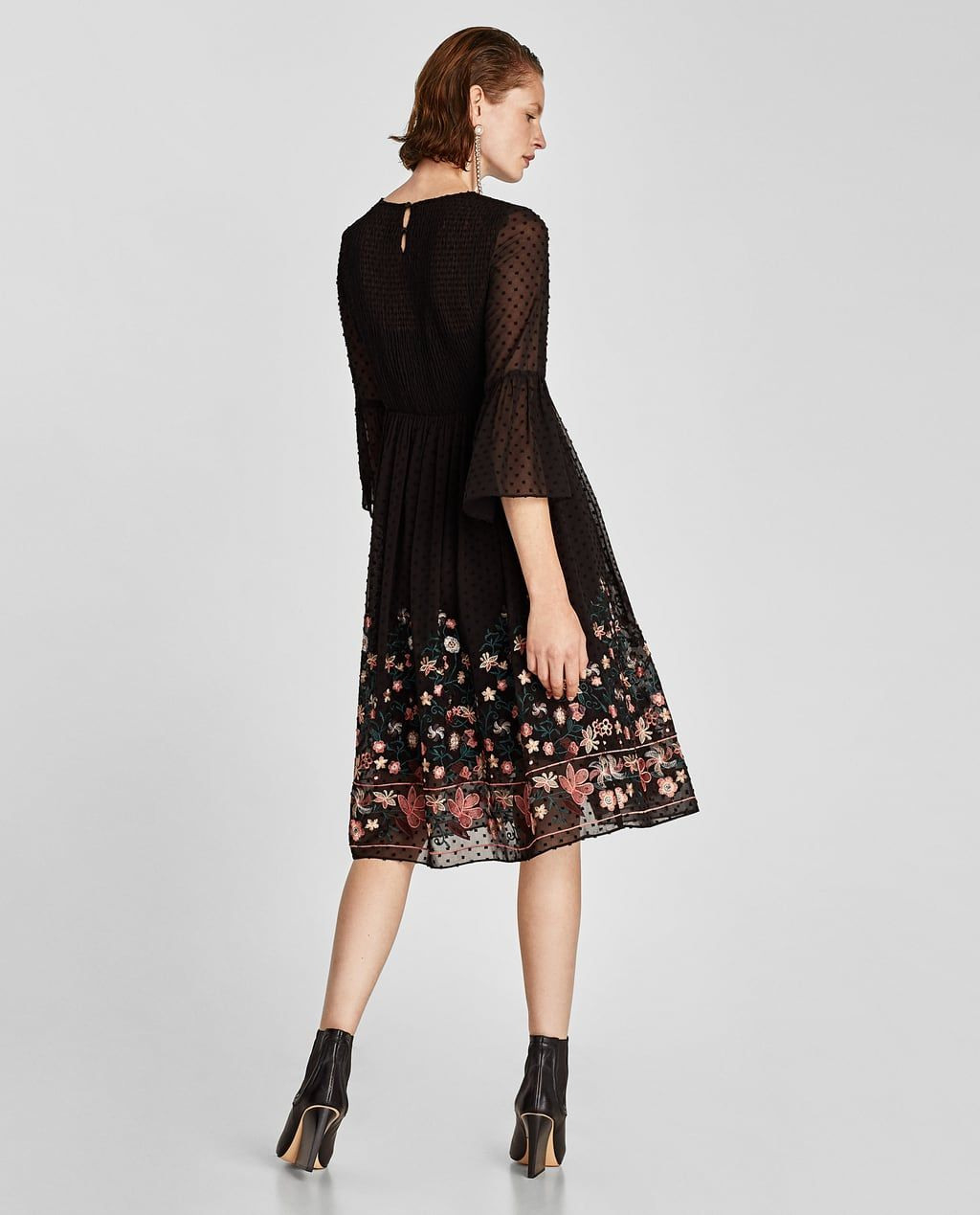 15 Schön Zara Abendkleid Stylish Cool Zara Abendkleid Ärmel