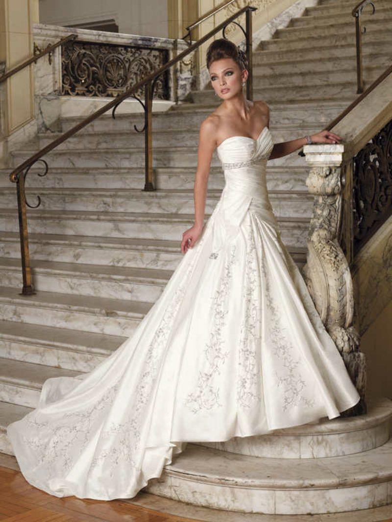 Formal Coolste Ausgefallene Brautkleider Bester PreisDesigner Genial Ausgefallene Brautkleider Boutique