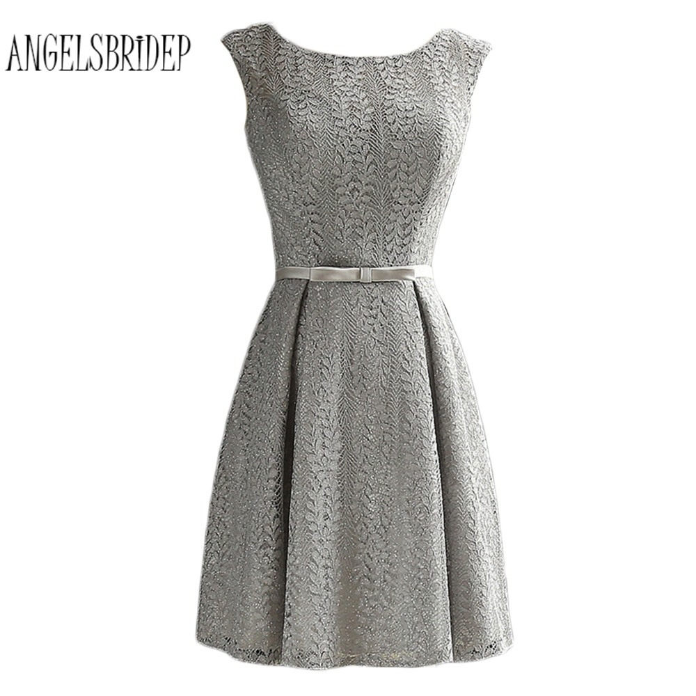15 Leicht Kleid Grau Rosa Spezialgebiet - Abendkleid