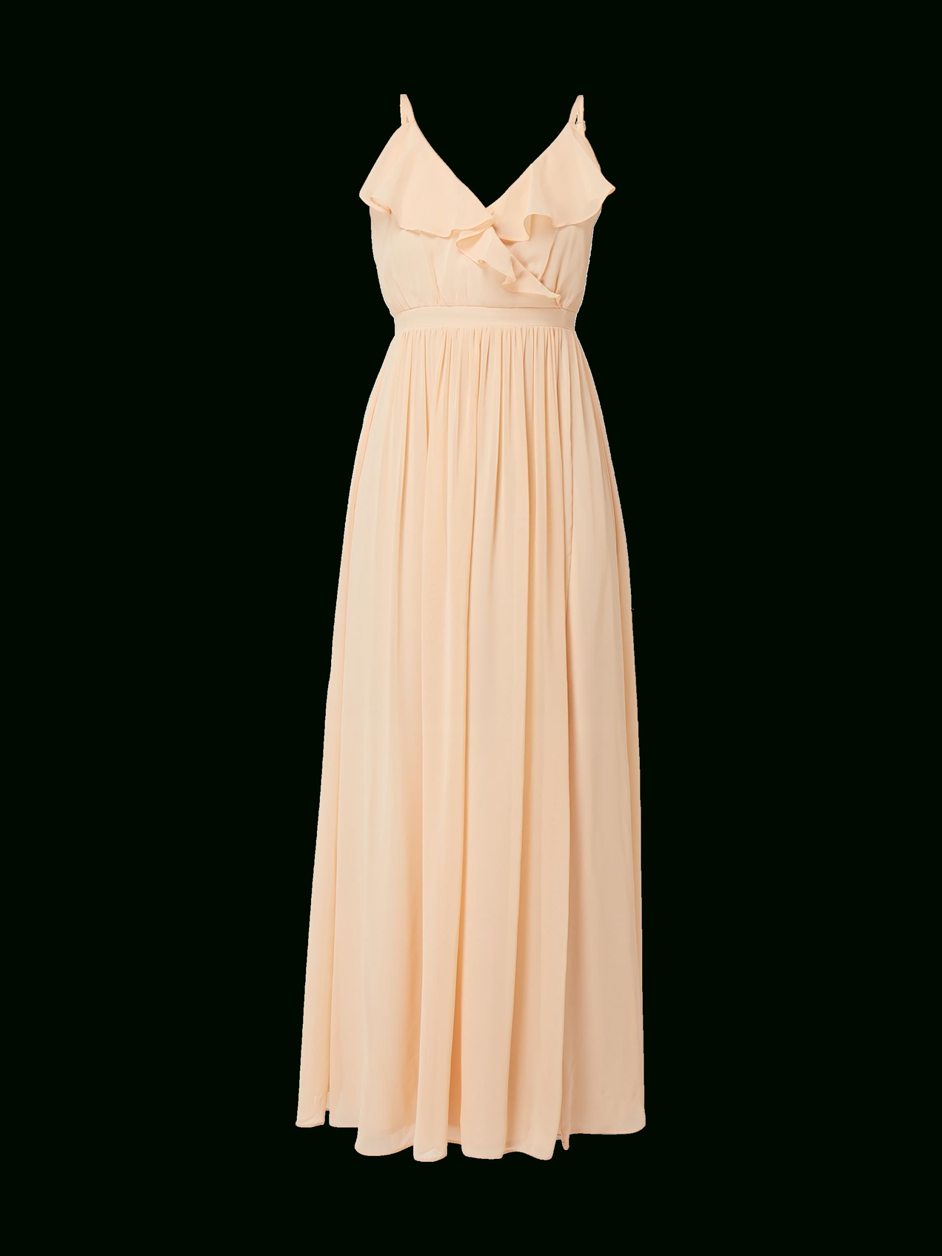 10 Ausgezeichnet Abendkleid Apricot Ärmel Ausgezeichnet Abendkleid Apricot Ärmel