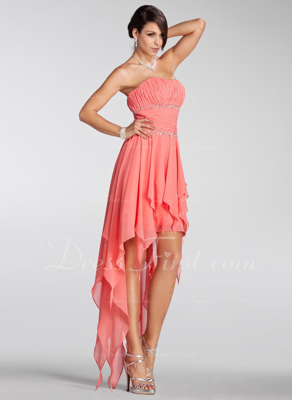 Fantastisch Festliches Kleid Rosa GalerieAbend Ausgezeichnet Festliches Kleid Rosa Design