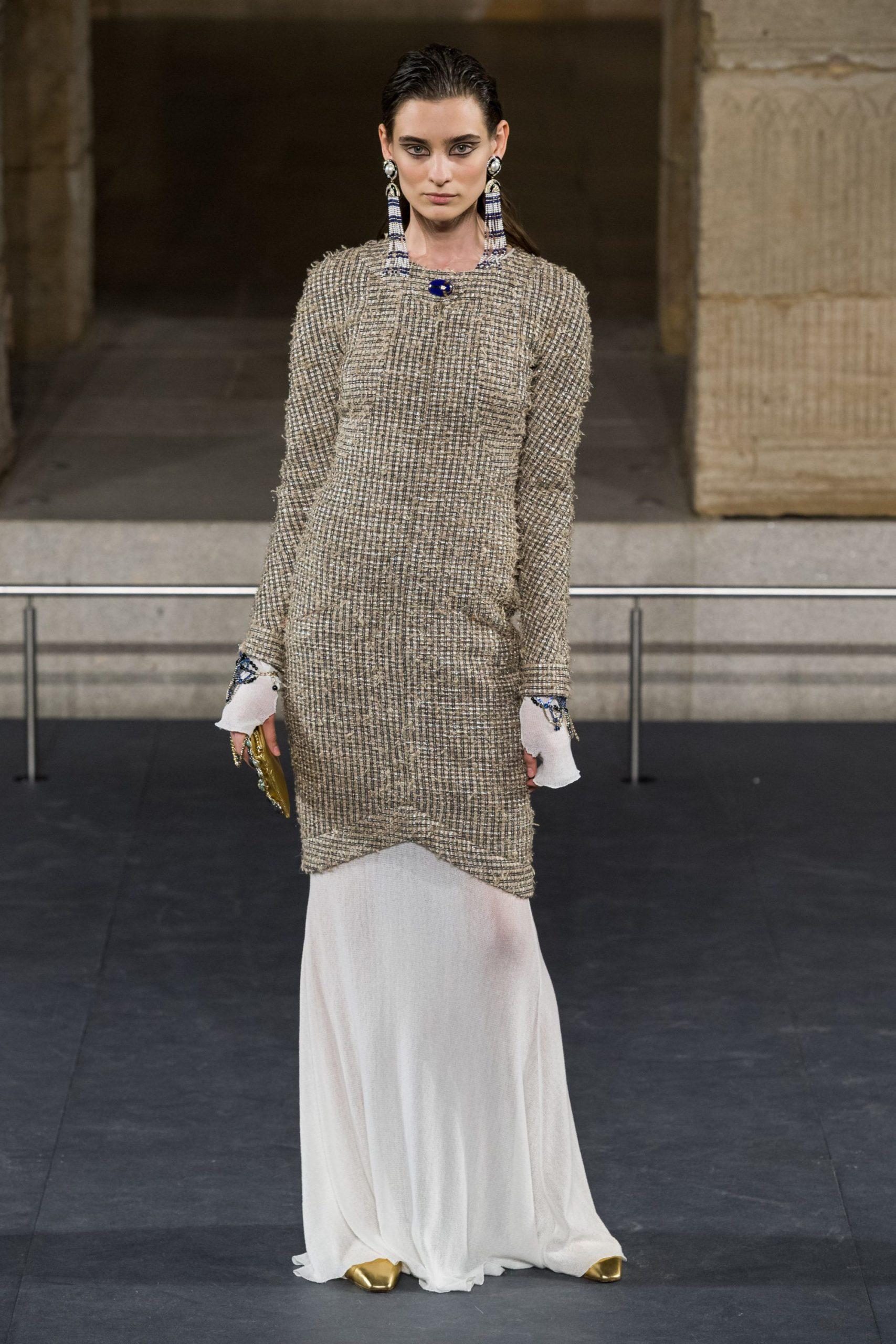 Elegant Chanel Abendkleid für 201915 Genial Chanel Abendkleid Stylish