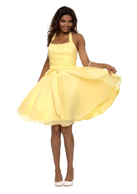 10 Wunderbar Abend Kleider In Gelb Vertrieb Schön Abend Kleider In Gelb Design