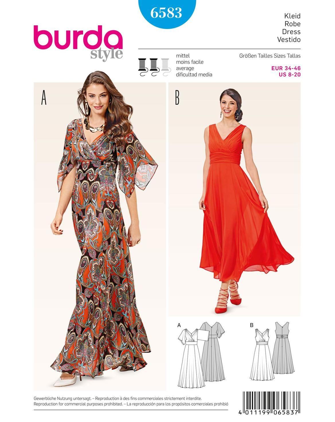 10 Top Abend Dress Pattern StylishFormal Erstaunlich Abend Dress Pattern Galerie