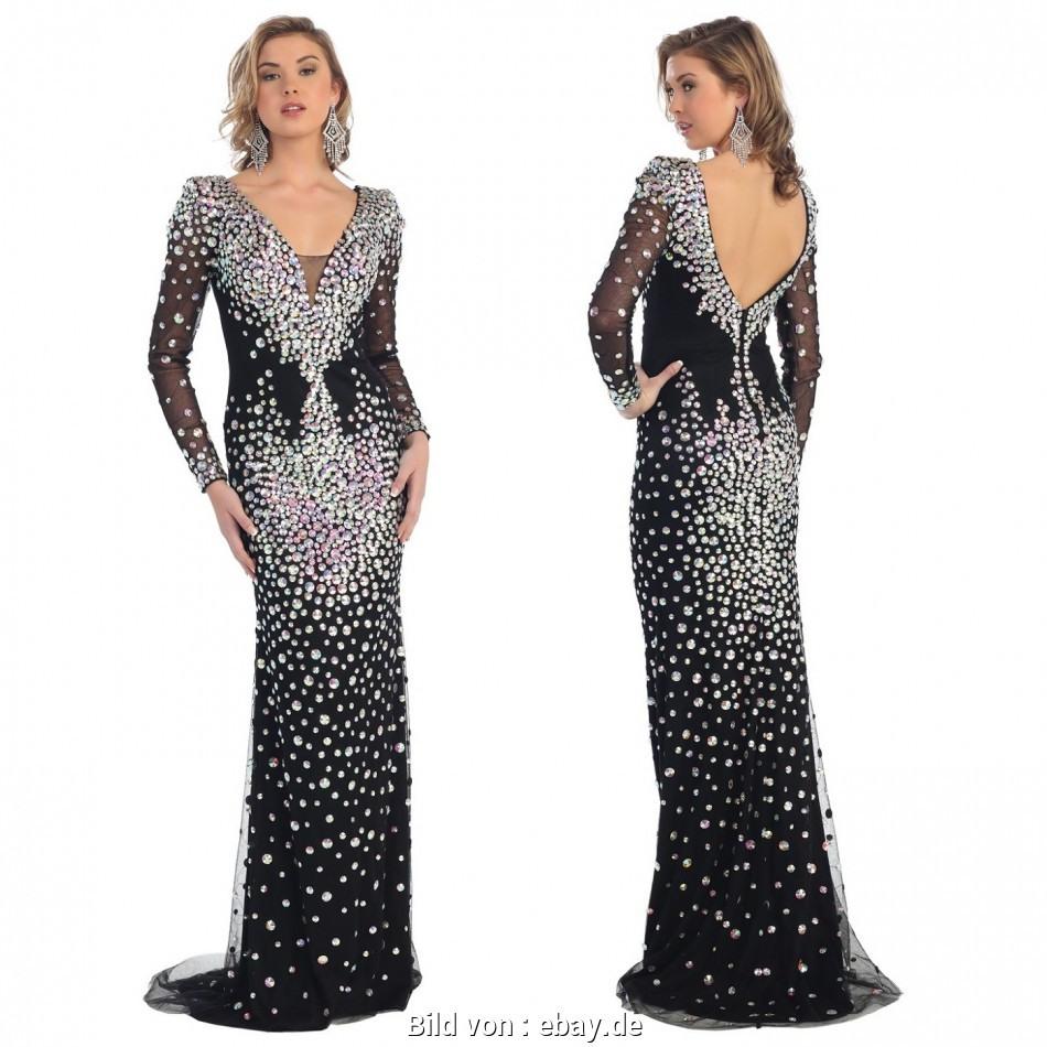 10 Schön Ebay Abendkleid Lang Design - Abendkleid