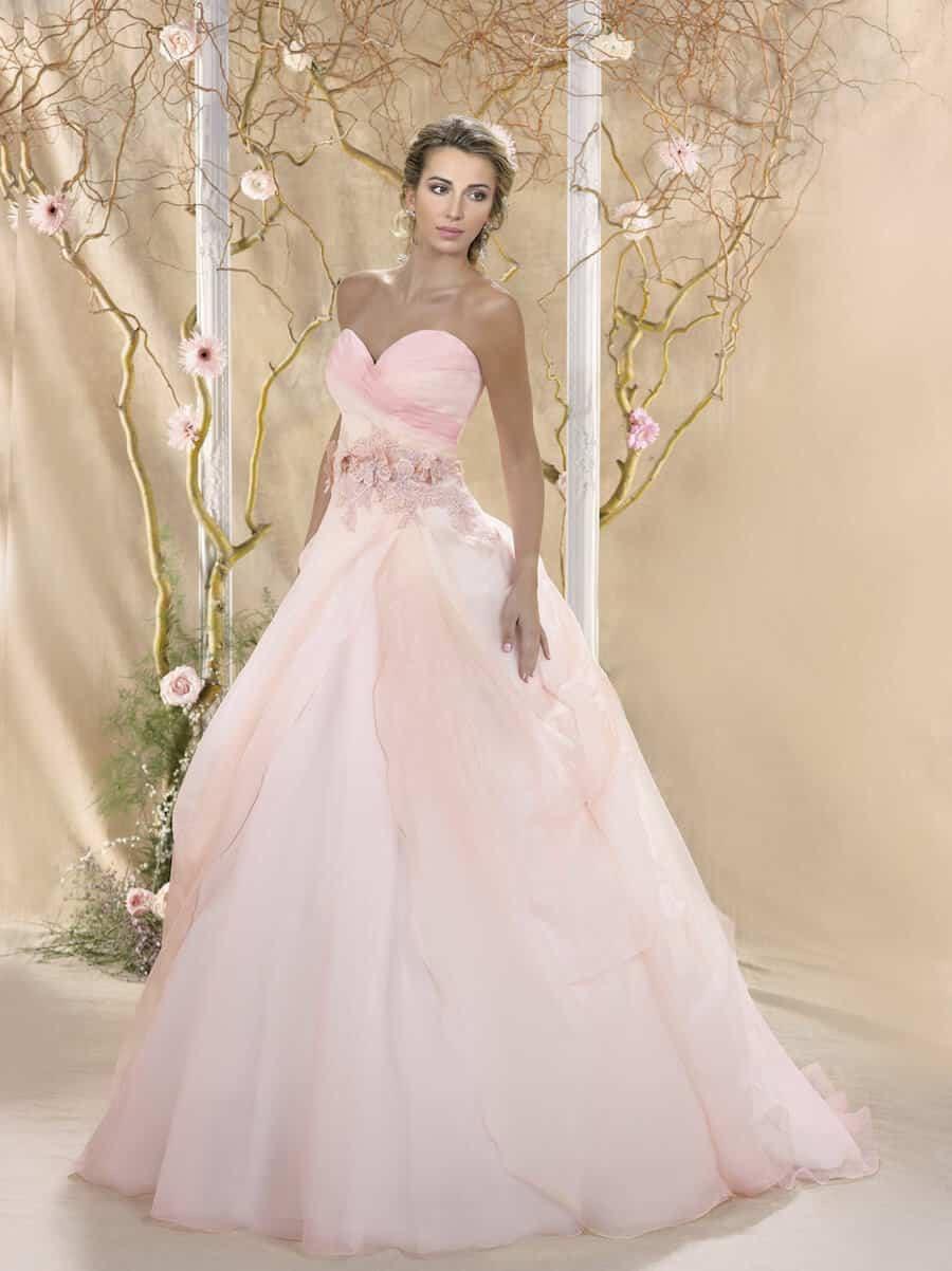 Formal Luxus Farbige Brautkleider DesignFormal Genial Farbige Brautkleider Design