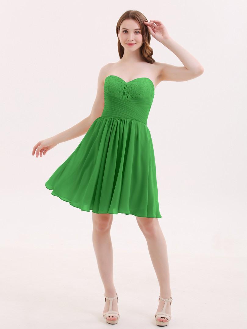 Abend Kreativ Kleid Kurz Grün Vertrieb15 Erstaunlich Kleid Kurz Grün Galerie