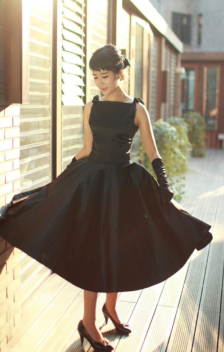 20 Genial Retro Abendkleid Design17 Leicht Retro Abendkleid für 2019