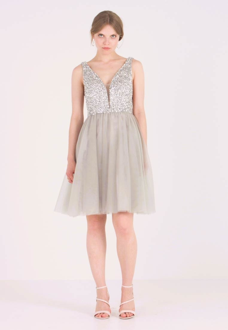 formal top zalando abendkleid kurz stylish - abendkleid