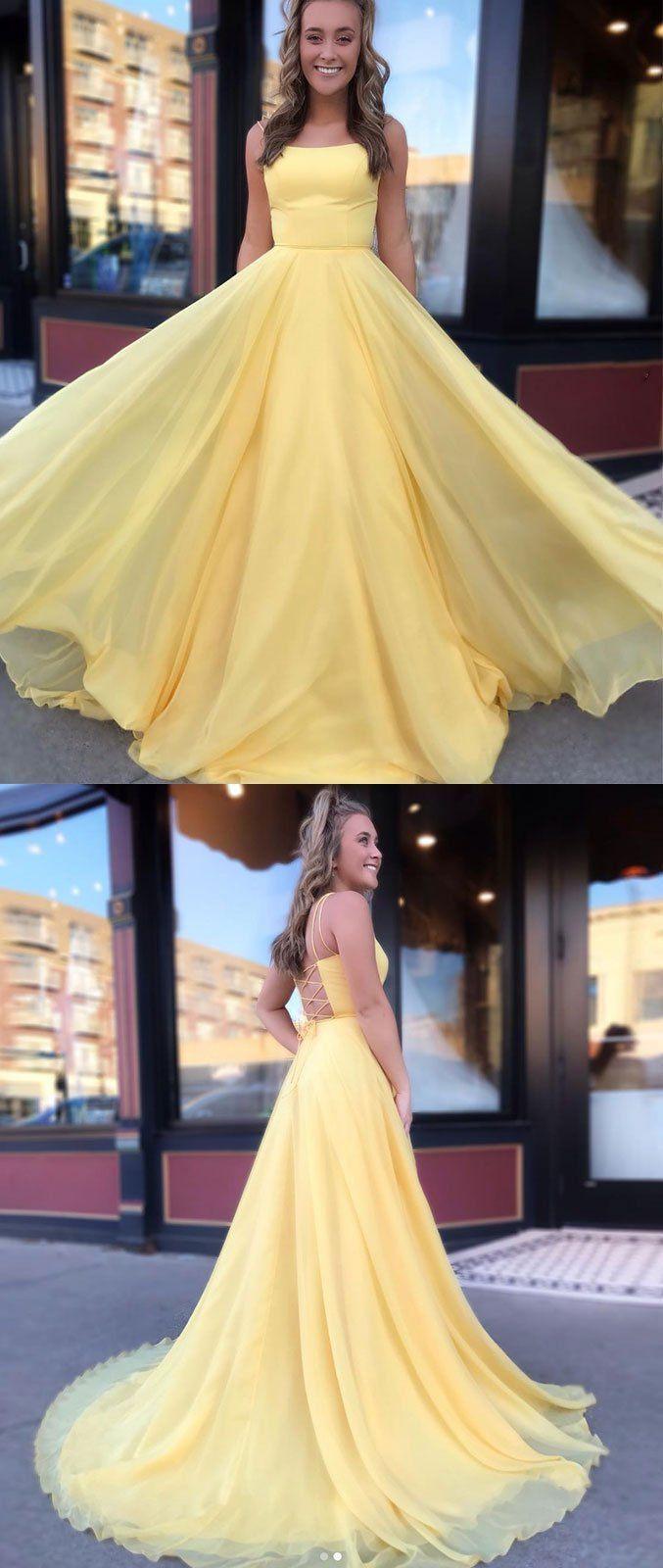 Abend Coolste Gelbes Abendkleid Stylish15 Ausgezeichnet Gelbes Abendkleid Galerie