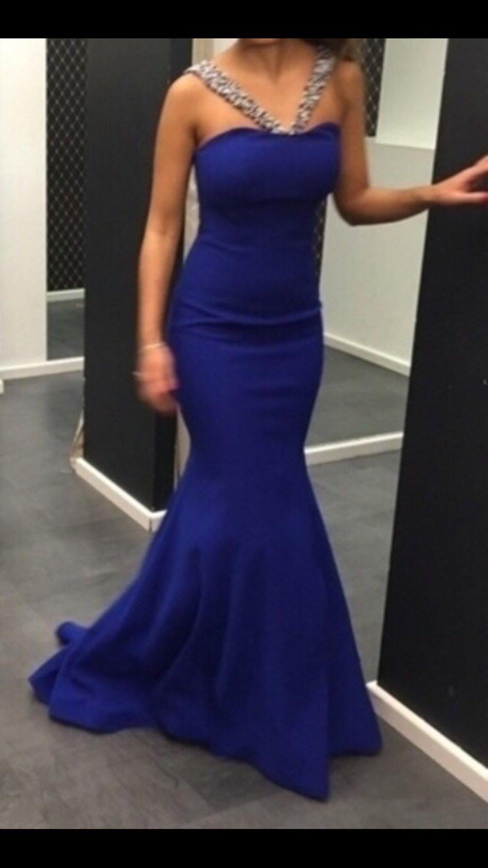 15 Schön Blaues Abendkleid VertriebFormal Erstaunlich Blaues Abendkleid Ärmel
