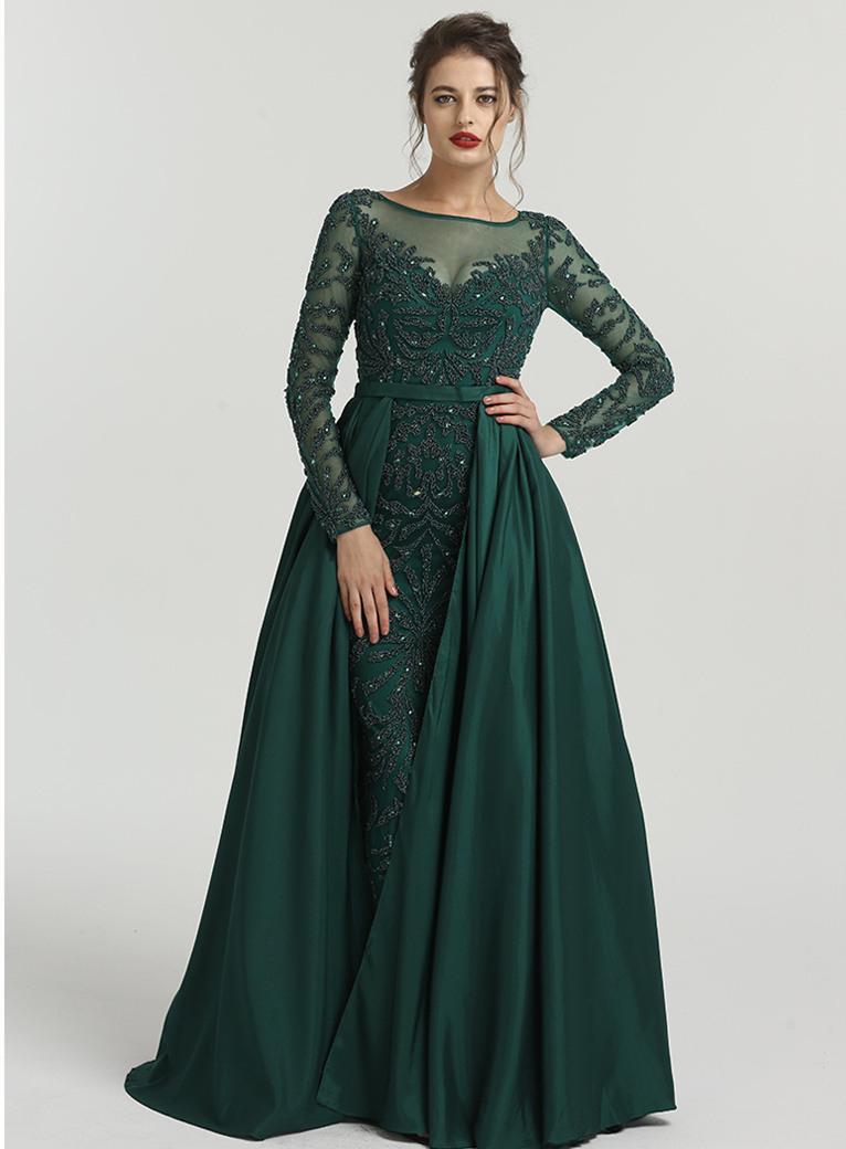 20 Leicht Abend Kleid Langarm Spezialgebiet15 Kreativ Abend Kleid Langarm Bester Preis