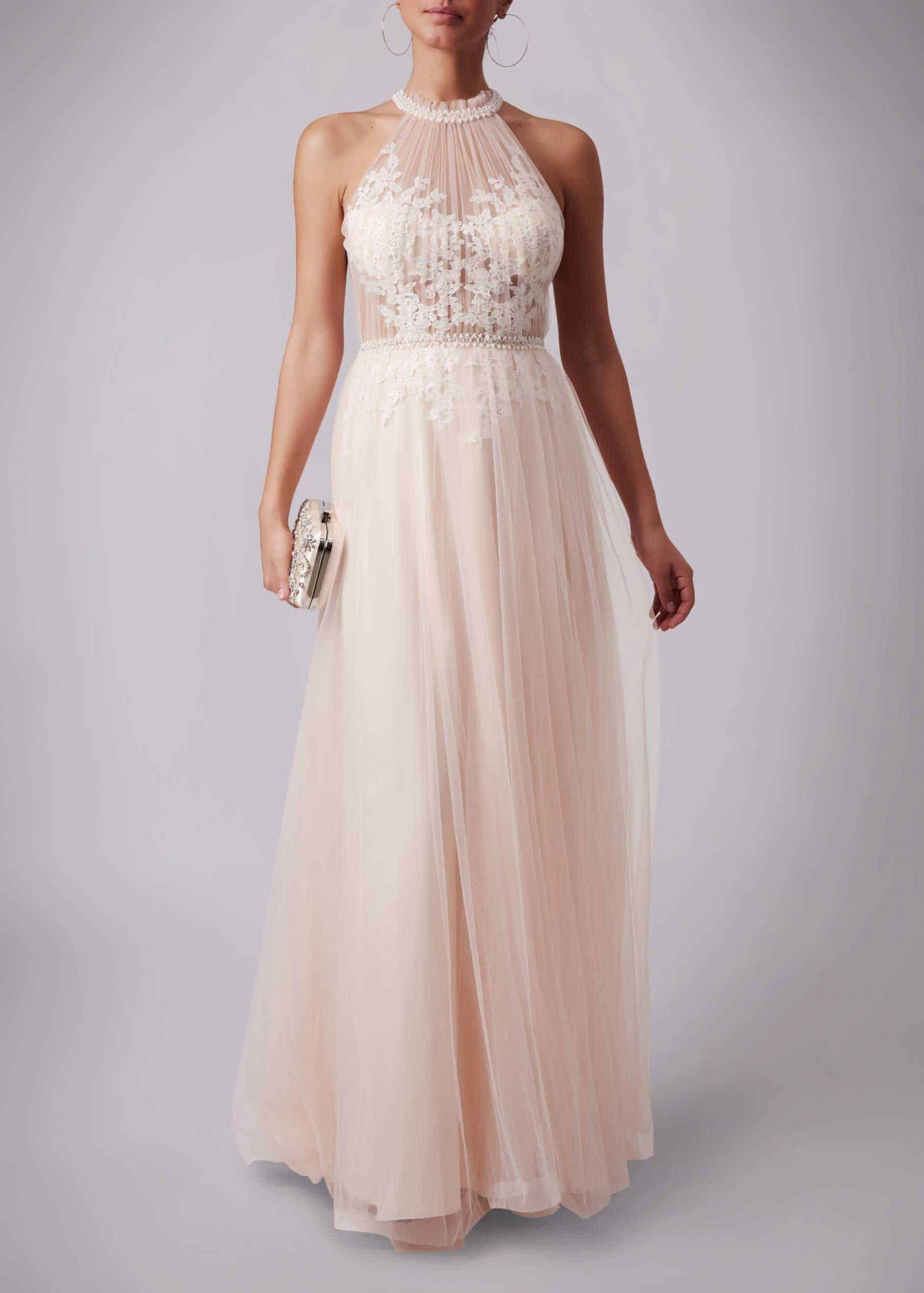 Formal Einfach Abendkleider Neckholder BoutiqueFormal Top Abendkleider Neckholder Spezialgebiet