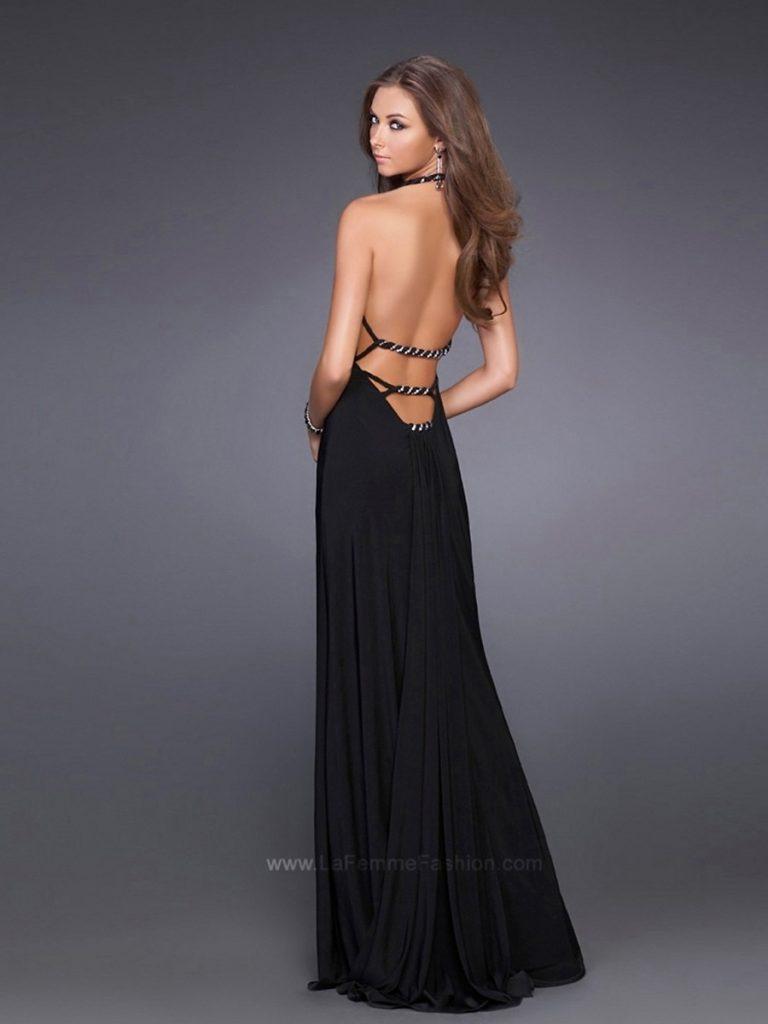 Wunderbar Abendkleider Rückenfrei Vertrieb13 Luxurius Abendkleider Rückenfrei Ärmel