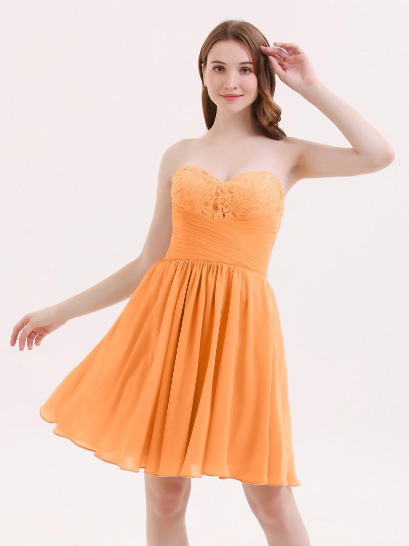 15 Ausgezeichnet Kleid Orange Kurz Bester Preis17 Luxurius Kleid Orange Kurz Vertrieb