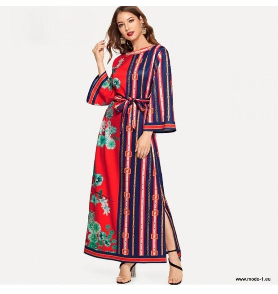 10 Großartig Sommerkleid Mit Ärmel Vertrieb Luxus Sommerkleid Mit Ärmel Design
