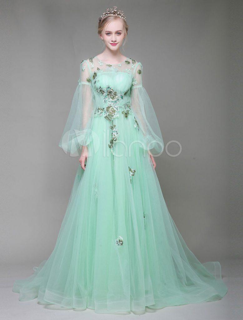 17 Einzigartig Abendkleider Pastell Galerie - Abendkleid