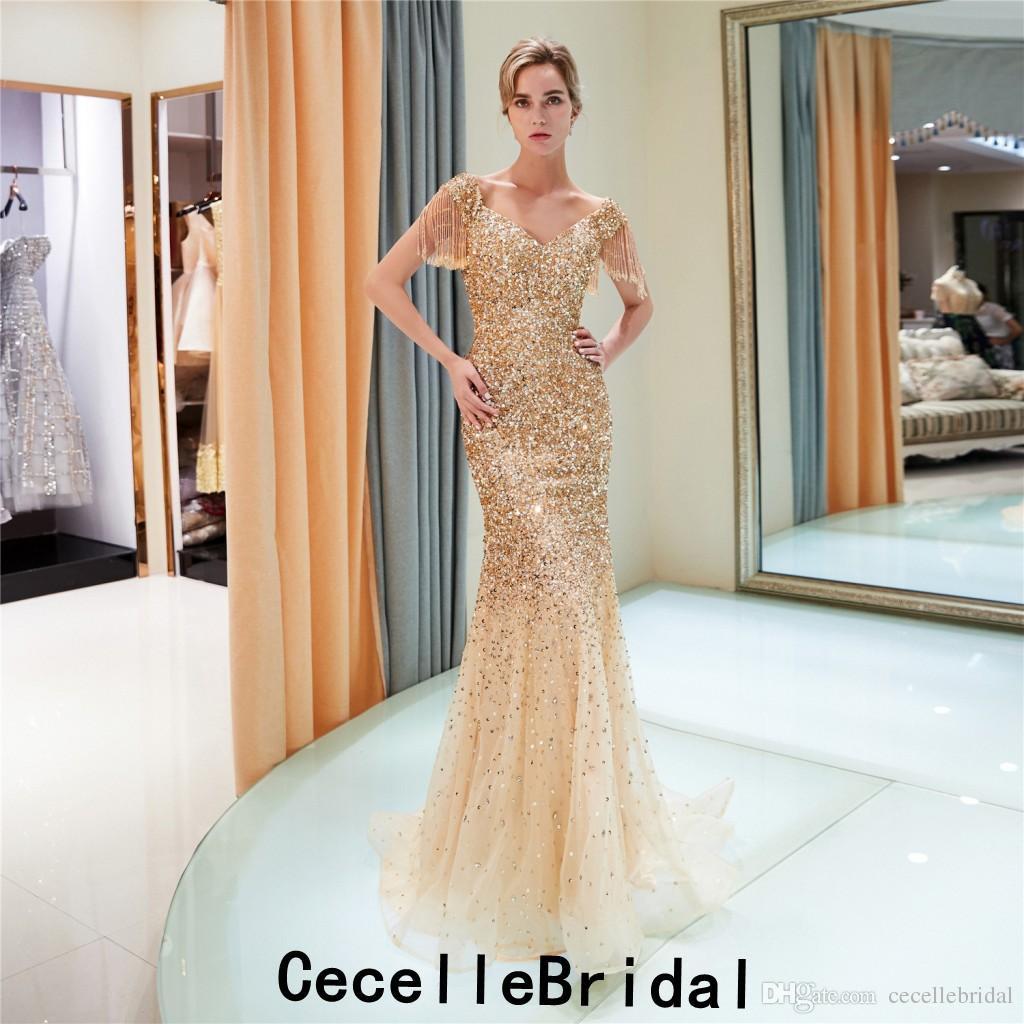 10 Leicht Luxus Abend Kleid für 201917 Schön Luxus Abend Kleid Galerie