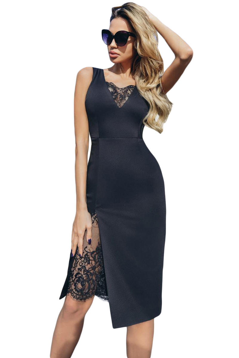 20 Perfekt Schwarzes Ärmelloses Kleid Design17 Einfach Schwarzes Ärmelloses Kleid Bester Preis