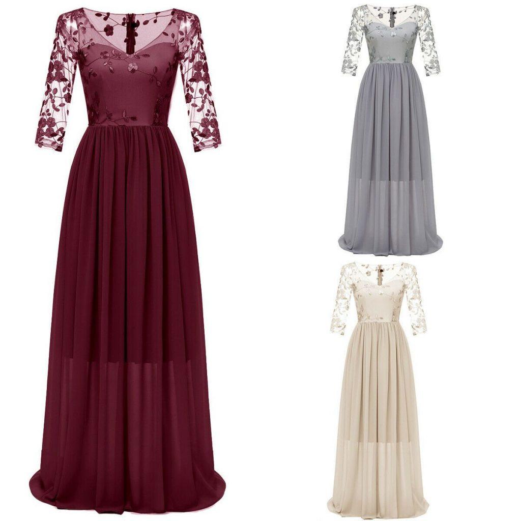11 Genial Abendkleid Festlich Lang Design - Abendkleid